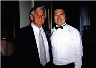 Karl with Bob Hawke (The Fomer Prime Minister of Australia)